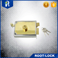 mortise door lock double sided door handle lock quick release ball lock pin