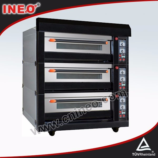 High Quality 16 Trays Rotary Oven/Industrial Cookie Oven