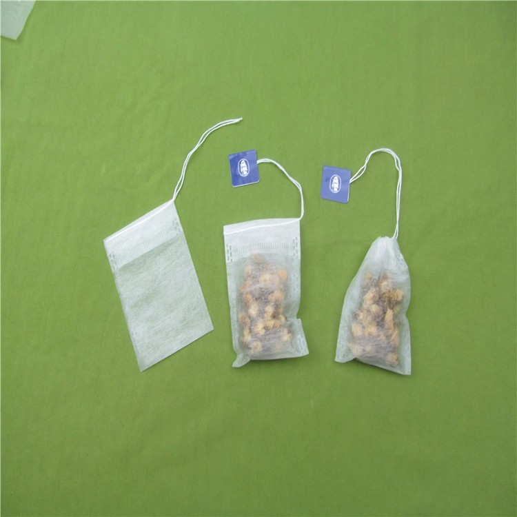 NO MOQ Brand new block bottom coffee bag organza tea bag made in china for wholesales
