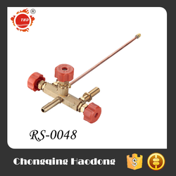 Cheap price pipe fitting brass hose nipple
