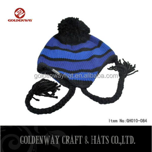 new fashion knitted hat