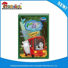 Special design widely used paper puzzle book printing