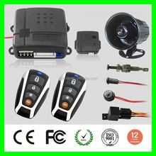 2016 Hot selling Genius car alarm system for south american market