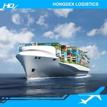 Low price of container sea freight to dubai best quality