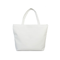 Promotional eco friendly canvas folden shopping bag blank
