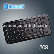 new product mini bluetooth keyboard SI-809 with touch button