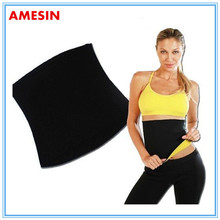 Fast Burning Fat Back Support Rubber Belt TV Products HOT Sexy Shaper