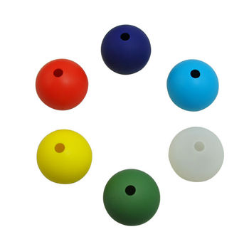 SILICONE ICE BALLS IDEAL FOR WHISKEY DRINKERS ICE ROUND SPHERE MOULD