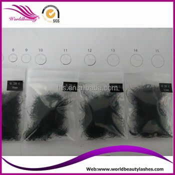 faux mink individual1.0g/bag single eyelash extension