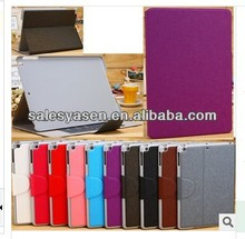 Foldable Retor PU leather case for iPad mini 2,for ipad mini 2 cover