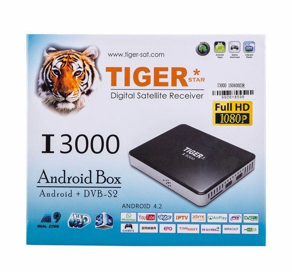 Full HD Free Live Arabic Channels IPTV Set Top Box Smart Android TV Box