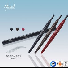 Mastor persistent makeup manual pen eyebrow pencil