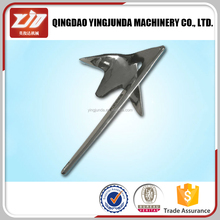Good Manufacuturers Marine Anchor Types Stainless Steel Anchor
