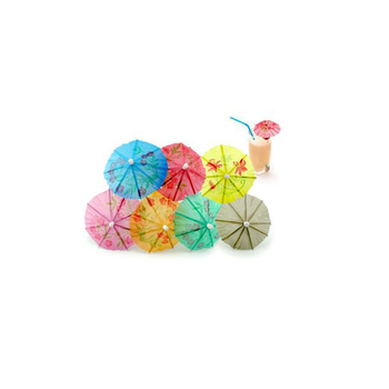 Decorative cocktail umbrella  toothpicks for sale