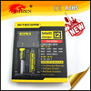 Brand New Nitecore i2 intelligent Charger and i4 charger for 18650 battery charger