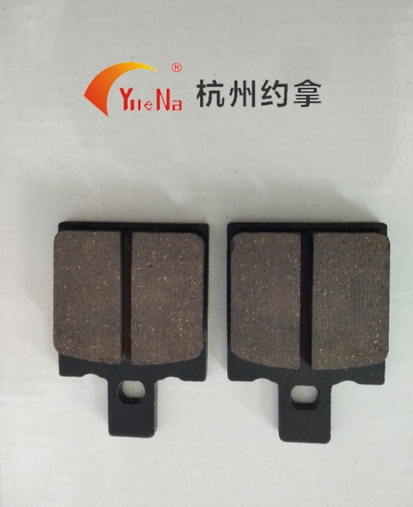 motorcycle brake pads OE 8103662 for APRILIA RS 250/ DUCATI Monster 400/ MOTO GUZZI V11/ TM SMM 125/ BETA Eikon 150