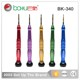 BAKU bk 340 mini magnetic torque screwdriver opening tools for iPhone special screwdrivers