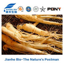 Immunity Improvement Materials Ginseng Root Extract with Ginsenosides80% from Wild korean red ginseng Root , Ginseng Root Powder