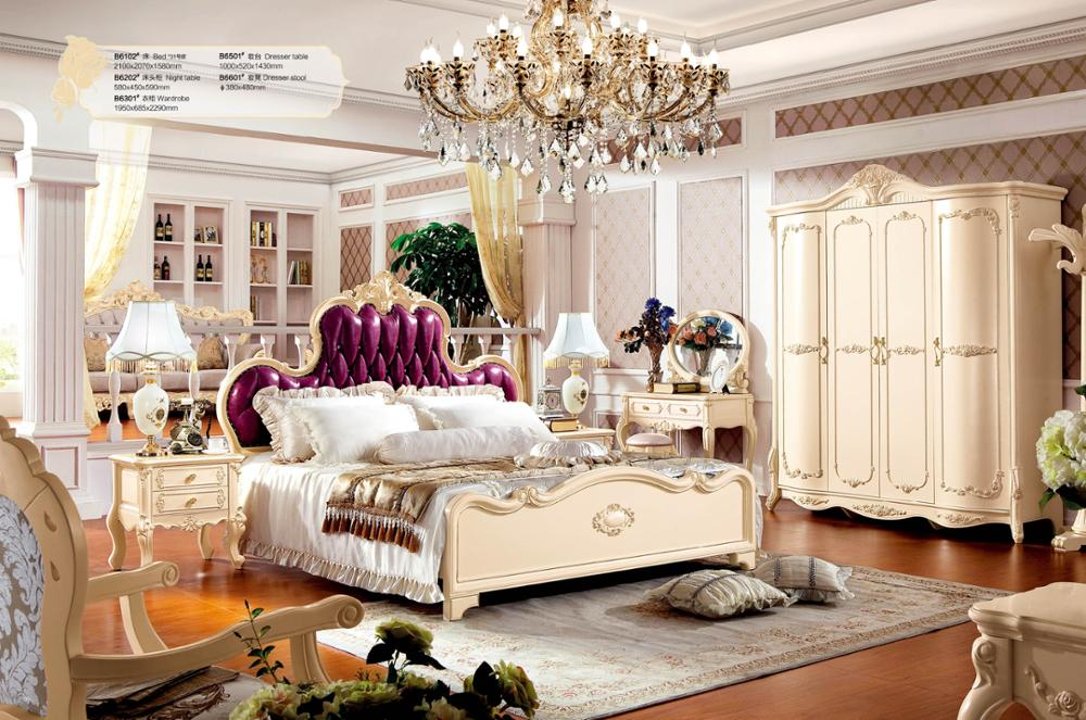 furniture manufacturer in foshan direct outlet french furniture wholesale