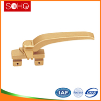 Chinese Factories Funiture Metal Handle Lock For Cabinet