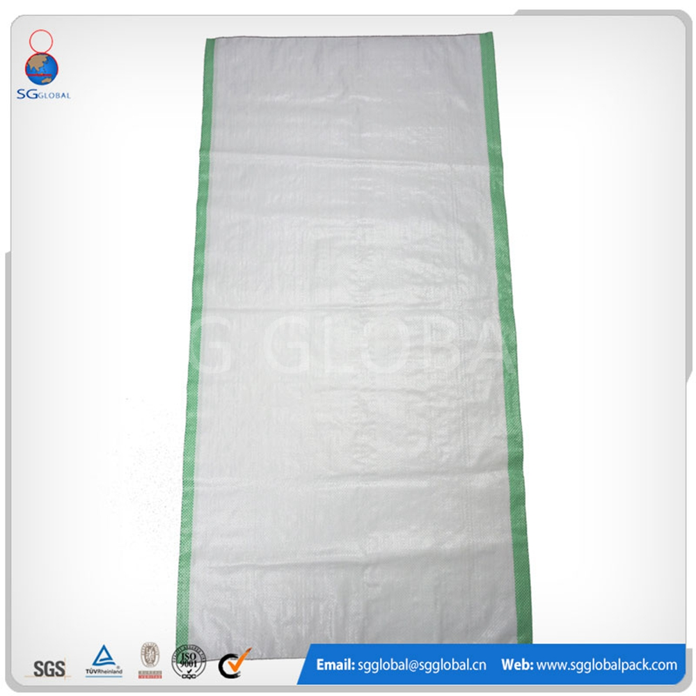 Polypropylene grain seed packing recycled pp woven bag manufacturer