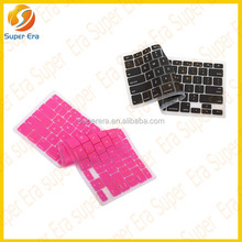 "Soft Silicone Keyboard Protective case Cover Skin for macbook 13.3/15"" cheap wholesale"