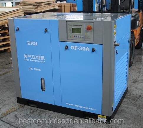 better than Kaishan Oil free screw air compressor