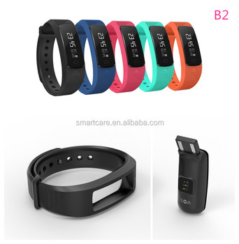 Best Selling LED Touch Screen Waterproof IP68 Fitness Tracker Sports Monitoring Bluetooth Smart Intelligent Bracelet