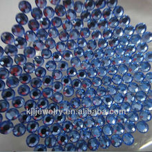 Wholesale KJLHF047 hotfix rhinestones in bulk flatback glass rhinestones for heatpress on t-shirts
