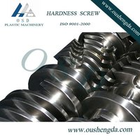 Bimetallic Parallel Twin Screw And Barrel