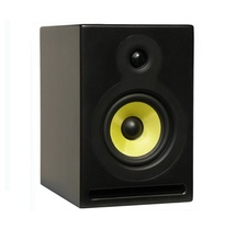 "MG51 active studio monitor speaker with 5.25 inch subwoofer 1"" Neodymium Silk Dome Tweeter 100W"