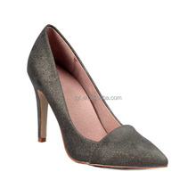 Mix Colors Sexy women dress shoes thailand PU Pumps spring OEM high-heeled dress shoes women