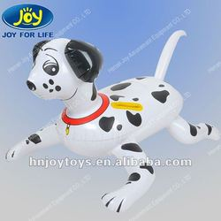 Lovely animal model inflatable puppy