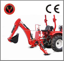 3 point hitch mini towable backhoe for sale
