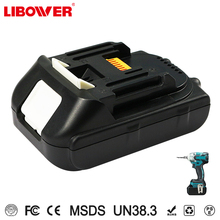 Libower hot sale MakitaS battery with CE,ROHS approval Good Performance high quality li-ion battery