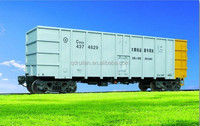 C80B Open Top wagon car, railway freight wagon car for sale