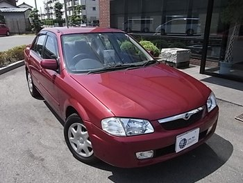 Mazda Familia LS (year 1999) used cars