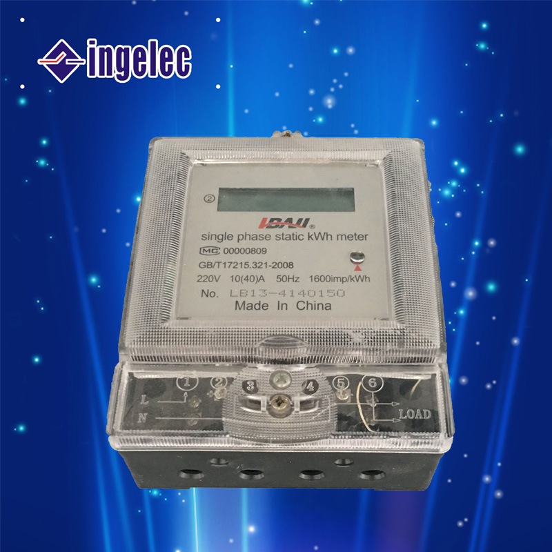 Digital Electric Meter Hacking : Innovative product yiwu fist remote for electric