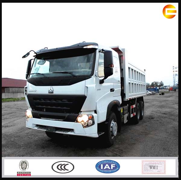 20tons howo a7 6x4 tipper for sale dump truck for ethiopia