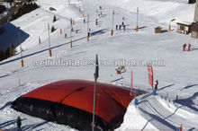 exciting winter sport big air bag for sale / big air bag for skiing
