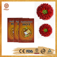2016 new product Chinese natual herbal chili pain plaster for older people