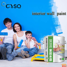 Best price non-toxic children safe washable interior latex wall coating paint