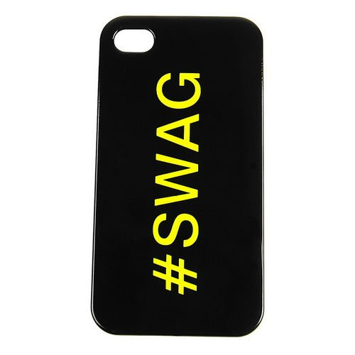 Fashion Cheap Customized Words Print Hart Plastic Mobile Phone Case