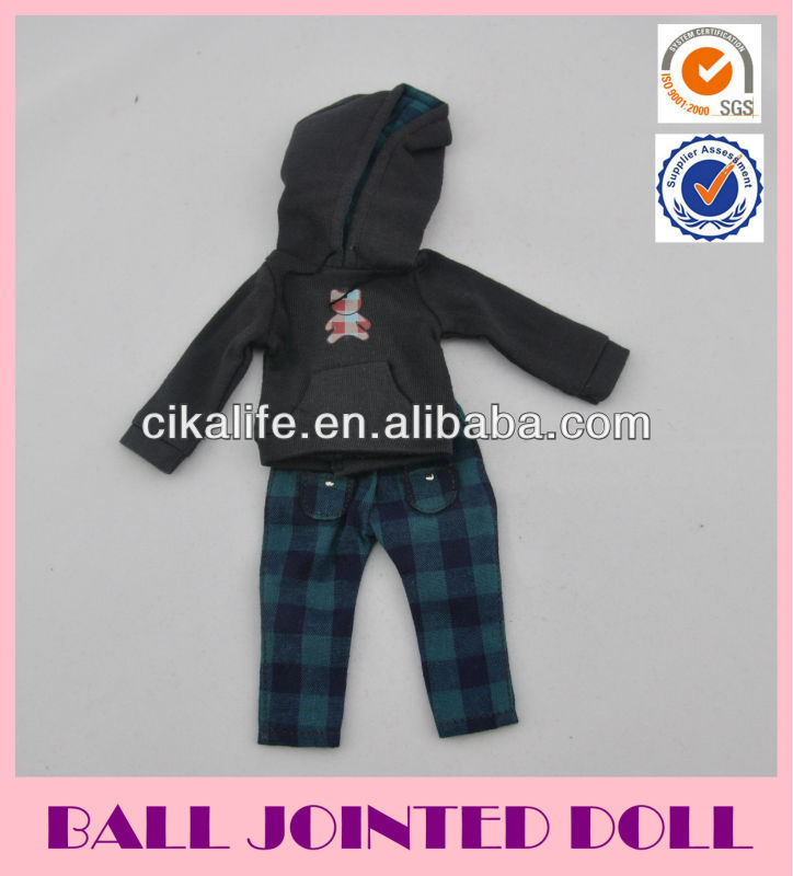 ECO-Friendly ball jointed dolls clothing uk for american girl