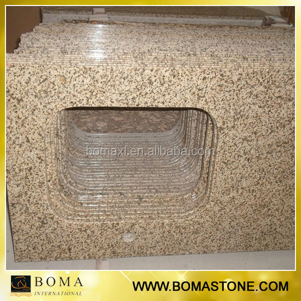 Best price of tropical brown granite countertop pictures With Professional Technical Support