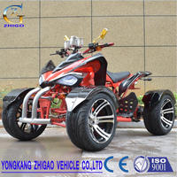 high quality New Design adult electric atv with road wheel aluminum