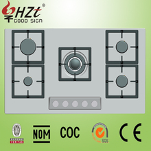 2017 kitchen appliances high quality Gas Stove 4 burner electric cooktop