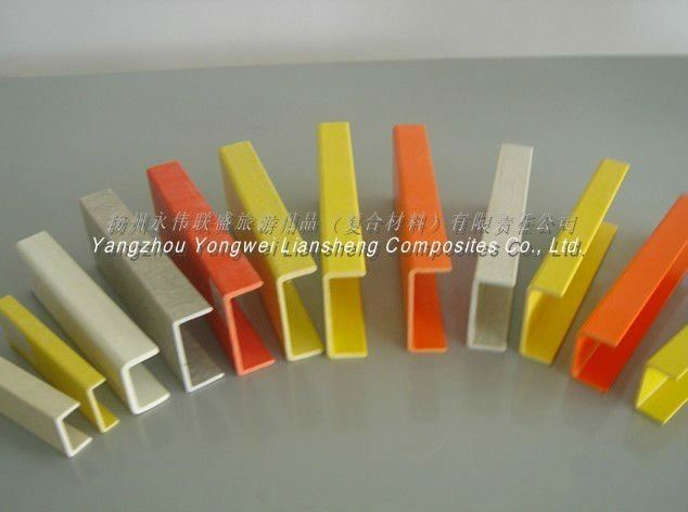 Water Treatment Equipment Plastic Channel Strips