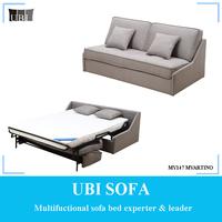Hotel sleeping sofa bed wtih strong mechanism