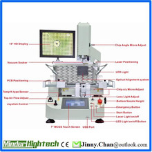 Convenient Operation Automatic Optical Alignment Mobile Phone Bga Rework Station